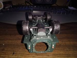 Taurox shocks
